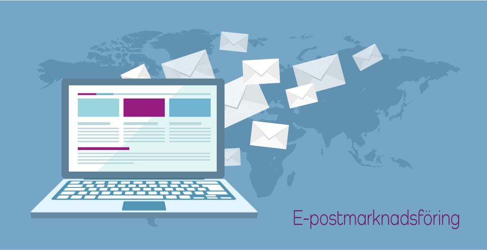 typer av marknadsföring - e-postmarknadsföring