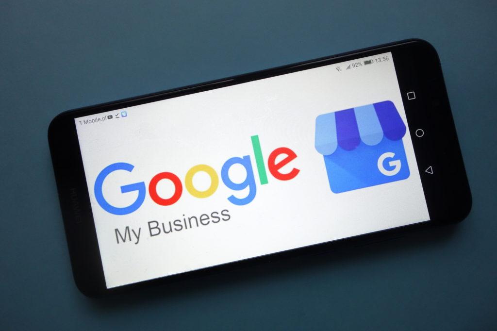 vad är google my business