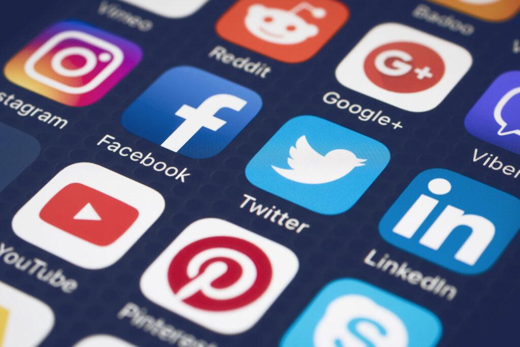Bildstorlekar för sociala medier