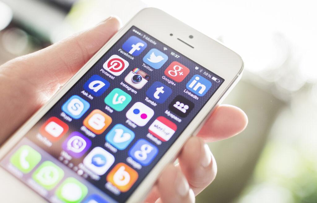 Bygga varumärke i sociala medier