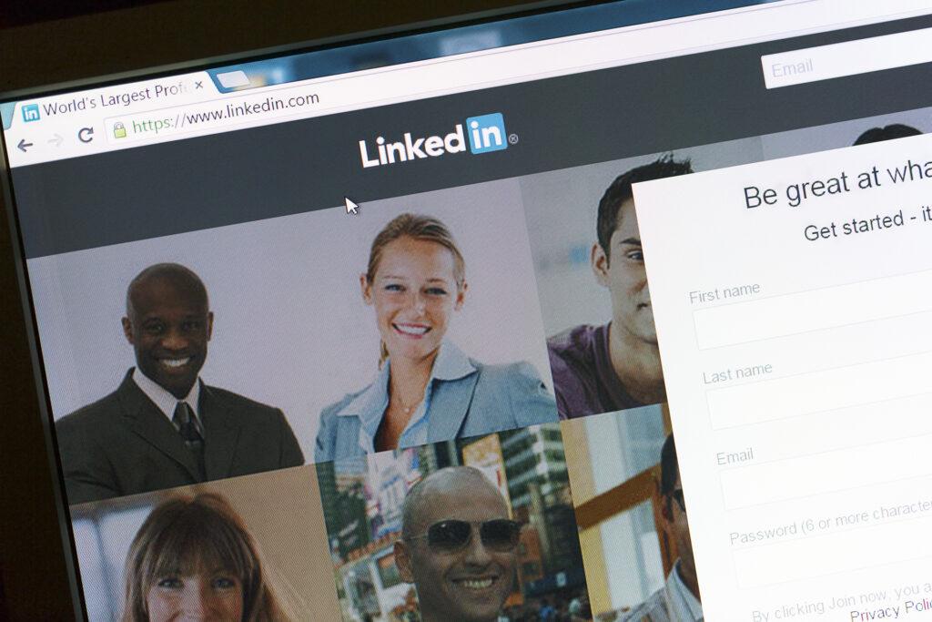 Marknadsföring på LinkedIn
